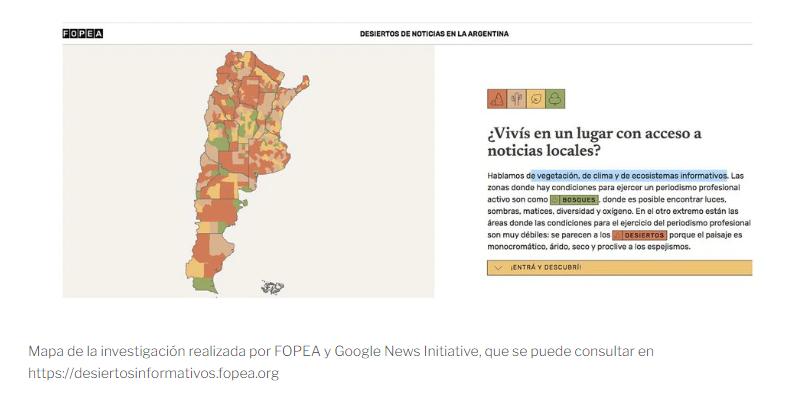 La Rioja, Santiago del Estero y Formosa con mayor carencia de medios para acceder a la información